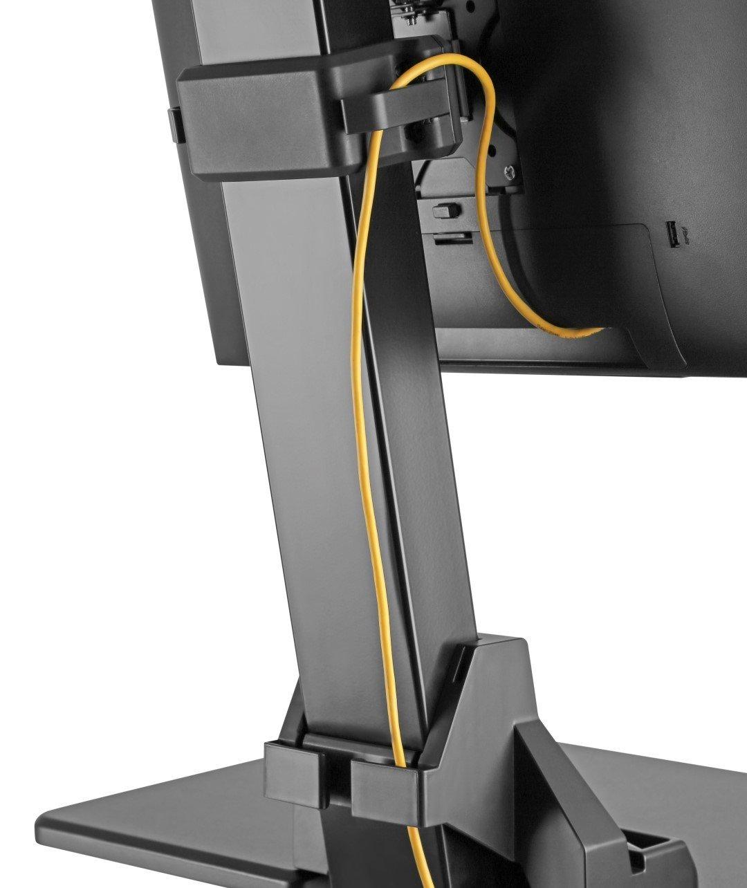 E-Lift S inbuilt cable management