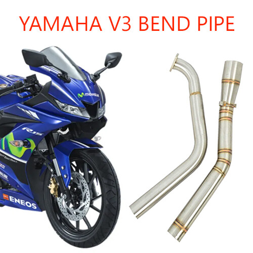 Yamaha R15 V3 Bend Pipe