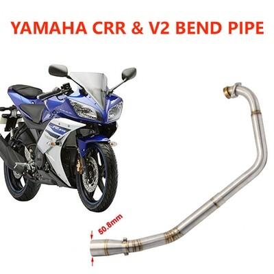 Yamaha R15 V2 Bend Pipe