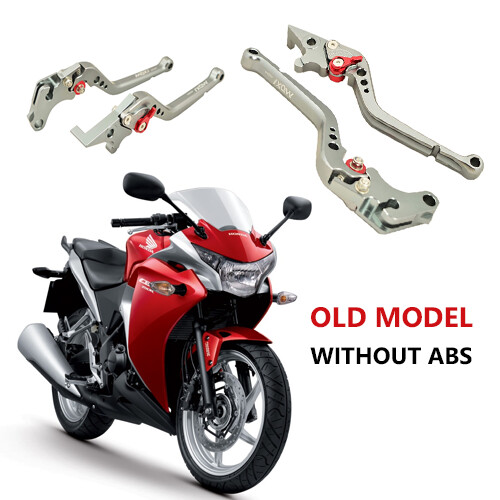 Adjustable Brake Clutch Levers For Honda CBR 250 old model without abs