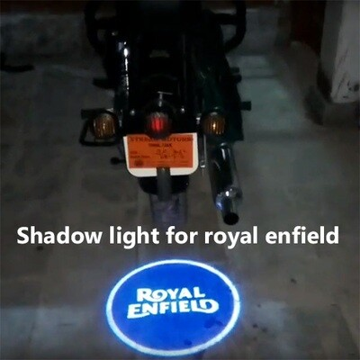 Shadow Laser Light for Royal Enfield