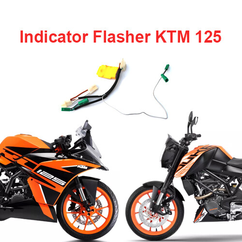 Indicator Flasher / Hazard Flasher for KTM 125
