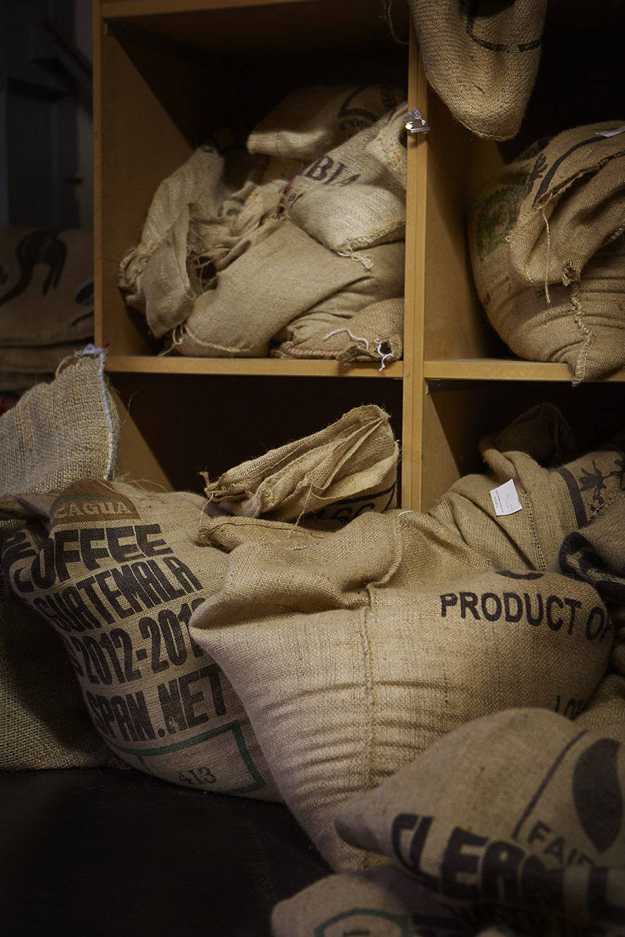 St.HELENA Tipped Bourbon Speciality coffee 125 GR