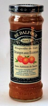 DALFOUR Appelsien met Schil 284 gr