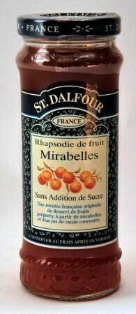 DALFOUR Mirabelles 284 gr