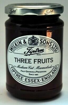 WILKIN & SONS 3 Vruchten 340 gr