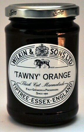 WILKIN & SONS Tawny Orange 340 gr
