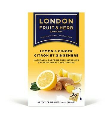 Lemon & Ginger Spice