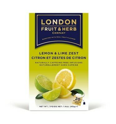 Lemon & Lime Zest