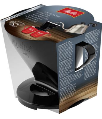 Koffiefilter houder 1X4