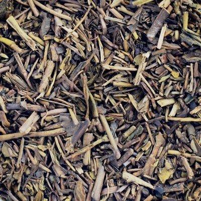 HOJICHA smoked green tea