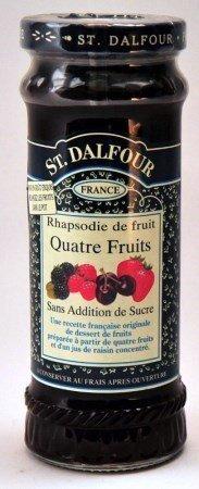 DALFOUR 4 Rode Vruchten 284 Gr