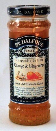 DALFOUR Sinaasappel /Gember 284 Gr