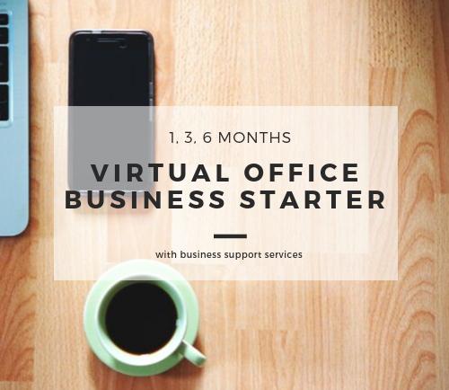Business Starter - 1, 3, 6 months