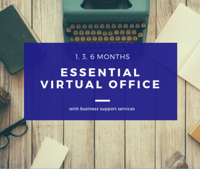 Essential Virtual Office - 1, 3, 6 months
