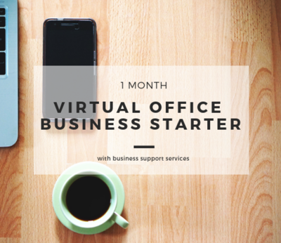 Virtual Office Business Starter - 1 month
