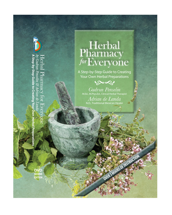 Herbal Pharmacy for Everyone (DVD) 0004