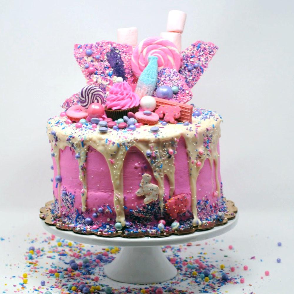 I ♥ Candy Cake