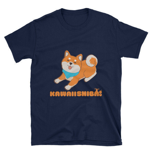 Kawaii Shiba Co. Short-Sleeve Unisex T-Shirt