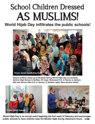 Stop World Hijab Day Exposé (20 copies)