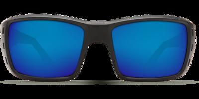 Costa Permit 580G Sunglasses - Blackout/Blue Mirror