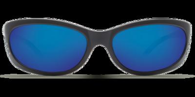 Costa Fathom 580G Sunglasses - Black/Grey Blue Mirror Glass