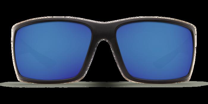 Costa Reefton 580G Sunglasses - Blackout Frame/Blue Mirror Glass