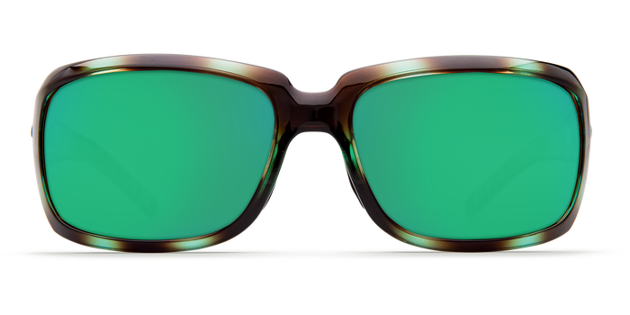 Costa Isabela 580G Sunglasses - Seagrass/Green Mirror