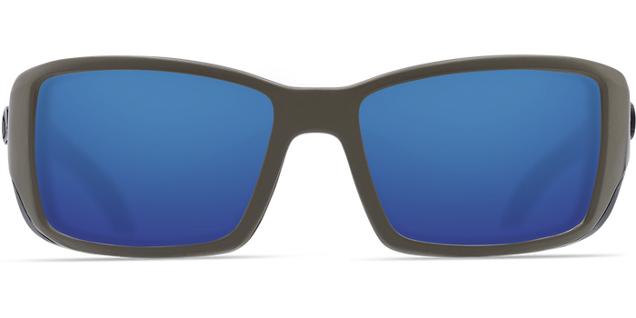 Costa Blackfin 580G Sunglasses - Moss/Blue Mirror
