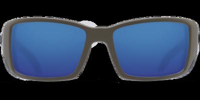 Costa Blackfin 580G Sunglasses - Moss/Blue Mirror