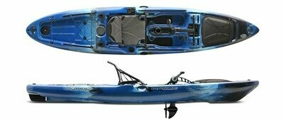2019 Native Watercraft Slayer 13 Propel Kayak - Blue Lagoon