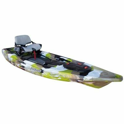 Feelfree Lure 11.5 Kayak - Lime Camo