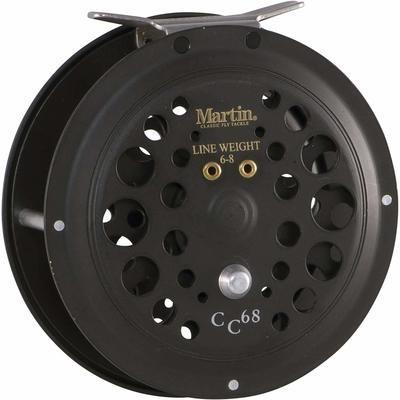 Martin® Caddis Creek Single Action Fly Reel - CC68