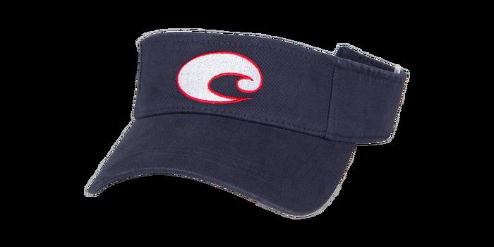 Costa Visor Hat - Navy