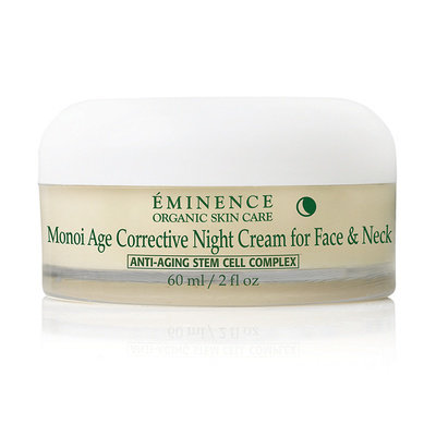 Monoi Age Corrective Face and Neck Night Cream