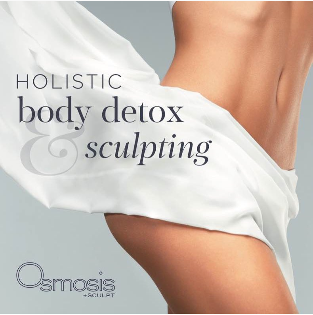 Osmosis +Scuplt - Half Series (5 Sessions)
