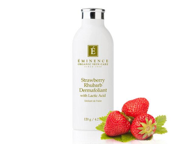 Strawberry Rhubarb Dermafoliant With Lactic Acid OZDGHSFRYC4EGRVHN4GQUBPA