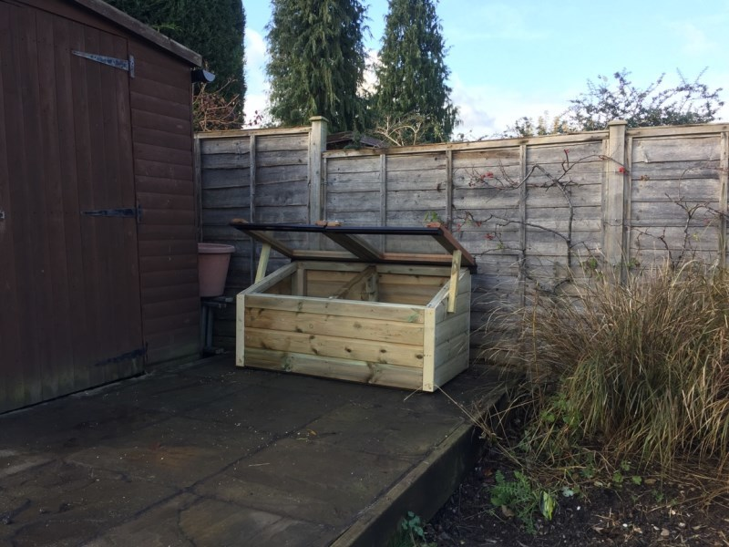 4ft x 2ft Tanalised Coldframe