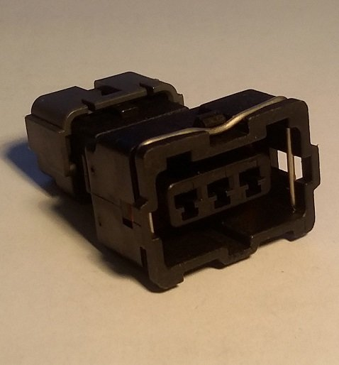 EVO Speed Sensor Connector, MAP Sensor (Female)