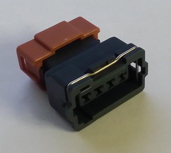 DSM CAS Connector (Female), also suits Lancer GSR and  EVO1-3