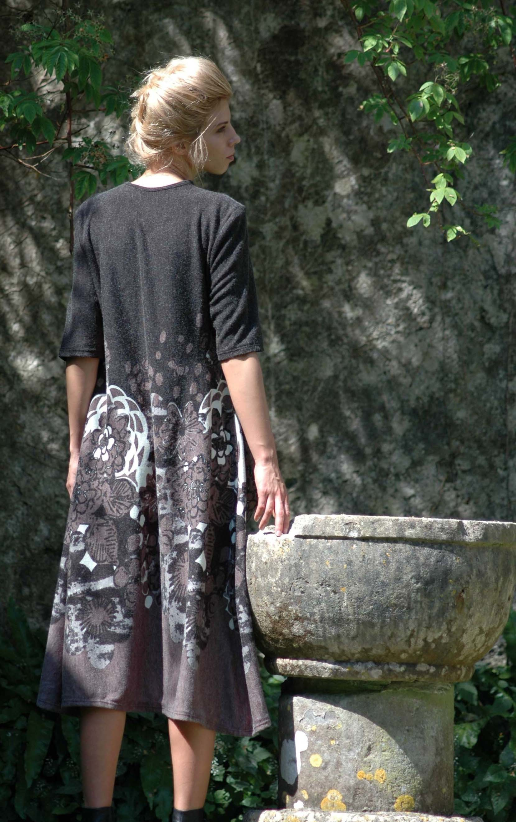 Long Nival Dress