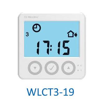 OJ Electronics WLCT3-19 Waterline / Microline Programmable Clock Room Thermostat Underfloor Heating 5v Rehau