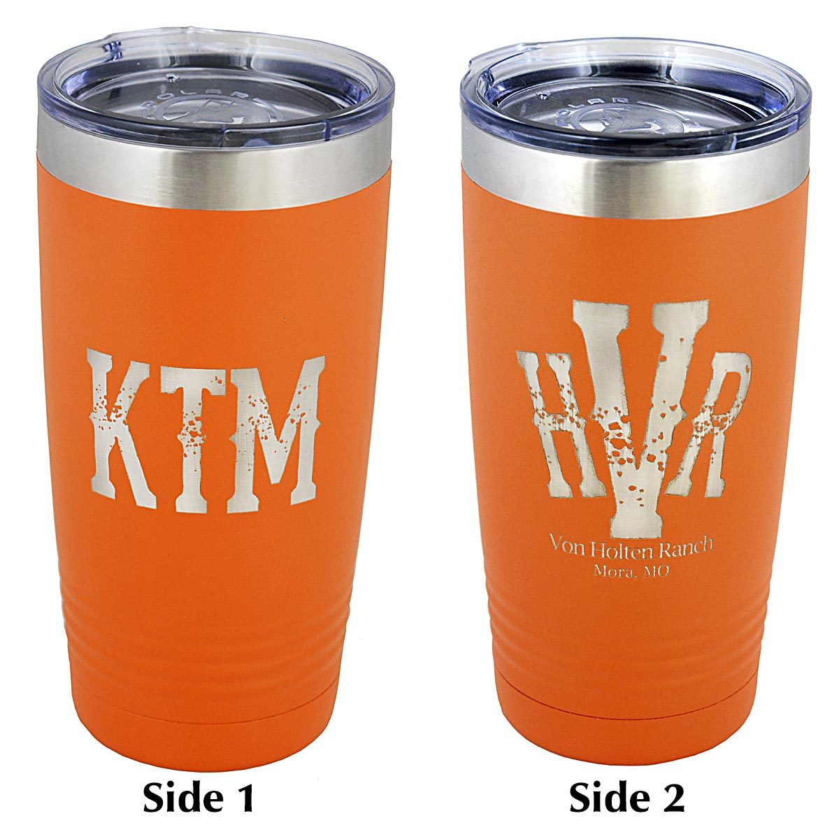 KTM 20 oz. Insulated Tumbler 20oz-KTM-tumbler