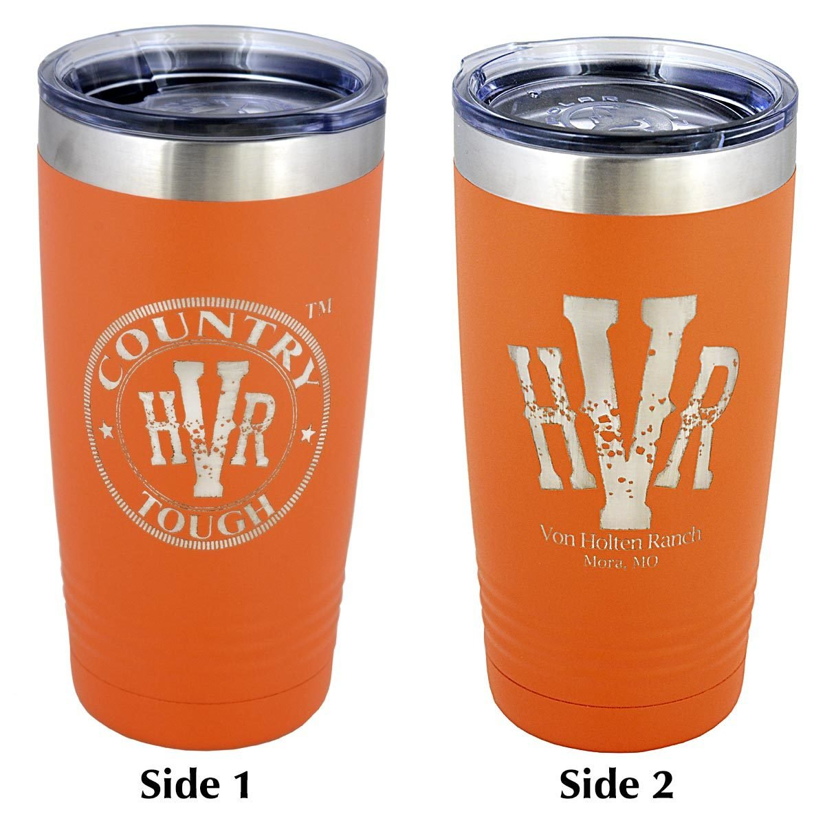 Country Tough 20 oz. Insulated Tumbler
