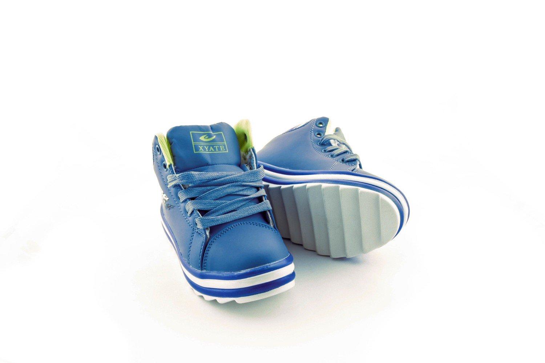 Зимние кроссовки для мальчика на меху