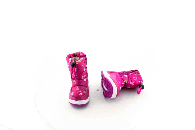 Меховые сапожки для девочки