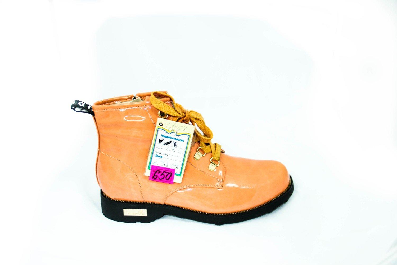 лаковые ботинки для девушки