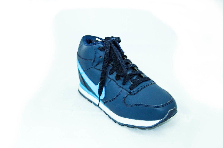 зимние мужские ботинки с мехом