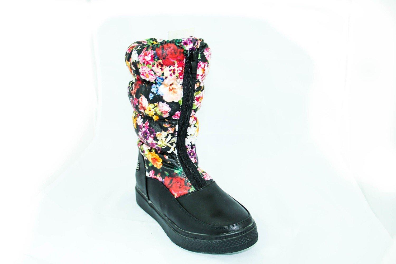 зимние сапоги для девушки