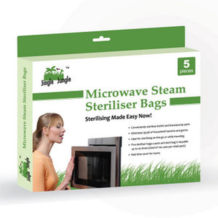 Jingle Jungle Microwave Sterilizer